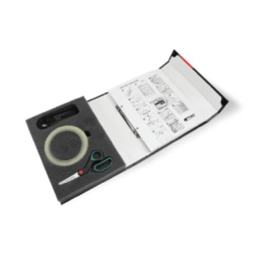 TQCSHEEN SP3200 DUST TEST KIT