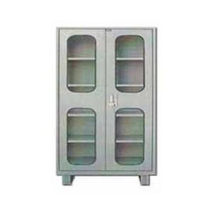 Glass Door Steel Almira