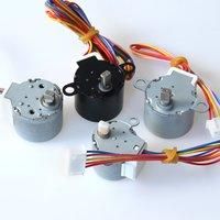 Synchronous Stepper Motor