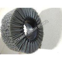 Helical Shape Pattern Brushes