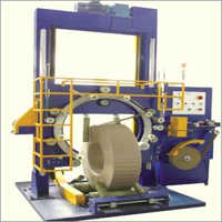 Automatic Steel Coil Packing Machine