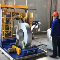 Metal Coil Packing Machine