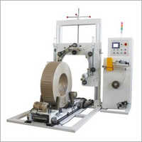 Fully Automatic Steel Coil Packing Machine