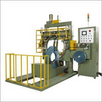 Metal Coil Wrapping Machine