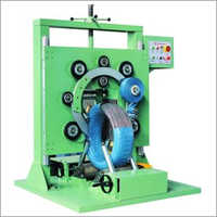 Steel Wire Wrapping Machine