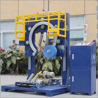 Steel Wire Coil Packing Machine