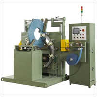 Copper Wrapping Machine