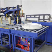 Automatic Pipe Wrapping Machine