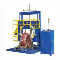 Industrial Hose Wrapping Machine