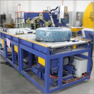 Rubber Hose Wrapping Machine