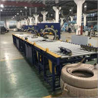 Industrial Tyre Packing Machine