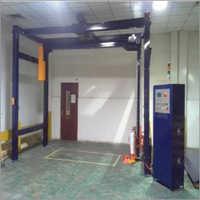 Semi-Auto Rotary Arm Wrapper Machine