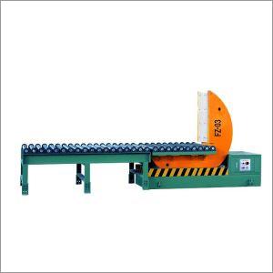 Coil Tilter Machine With Conveyor