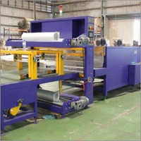 Panel Shrink Wrapping Machine