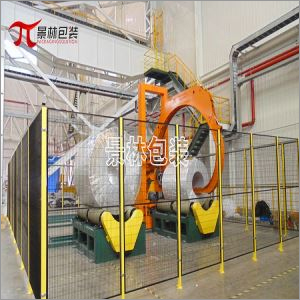 Master Coil Packing Machine