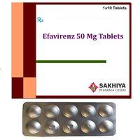 Efavirenz 50mg Tablets