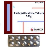 Enalapril Maleate 5mg Tablets