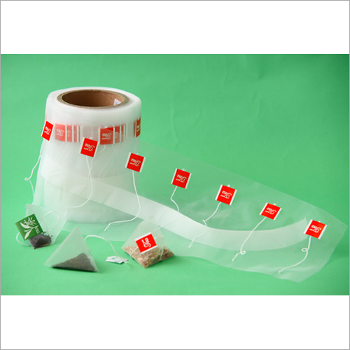 Nylon Woven Mesh With String And Label