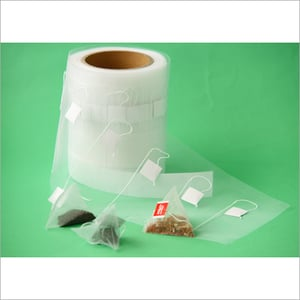 Pet Woven Mesh With String And Label