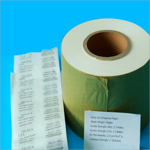 Silica Gel Wrapping Paper