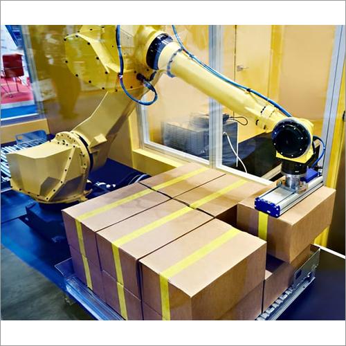 Robotic Packing Machine