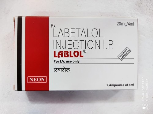 Lablol 20mg/4ml