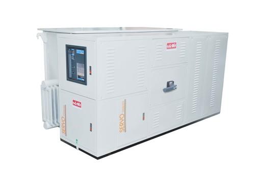 600 KVA Three Phase Oil Cooled Servo Stabilizer