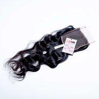 Natural Indian Raw Virgin Hair Lace Closure