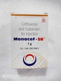 MONOCEF-SB 1G