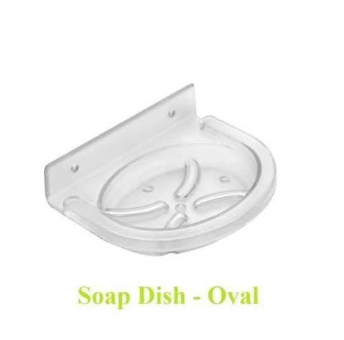SOAP DISH-OVAL