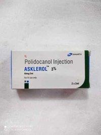 ASKLEROL 3% 60MG/2ML