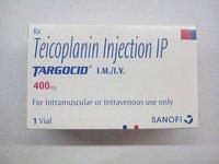 Teicoplanin Injections
