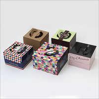 Printed Kraft Paper Box