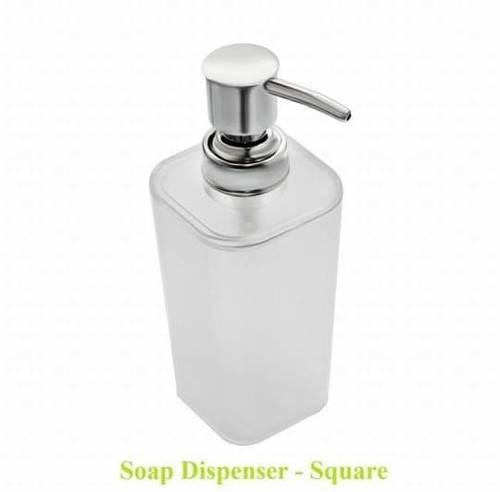 SOAP DISPENSOR -SQUARE