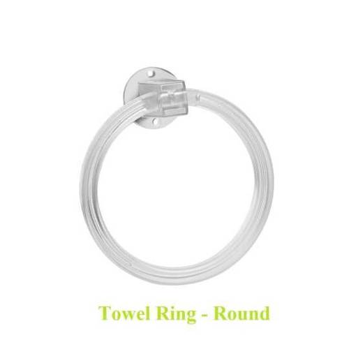 TOWEL RING-OVAL