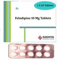 Felodipine 10mg Tablets