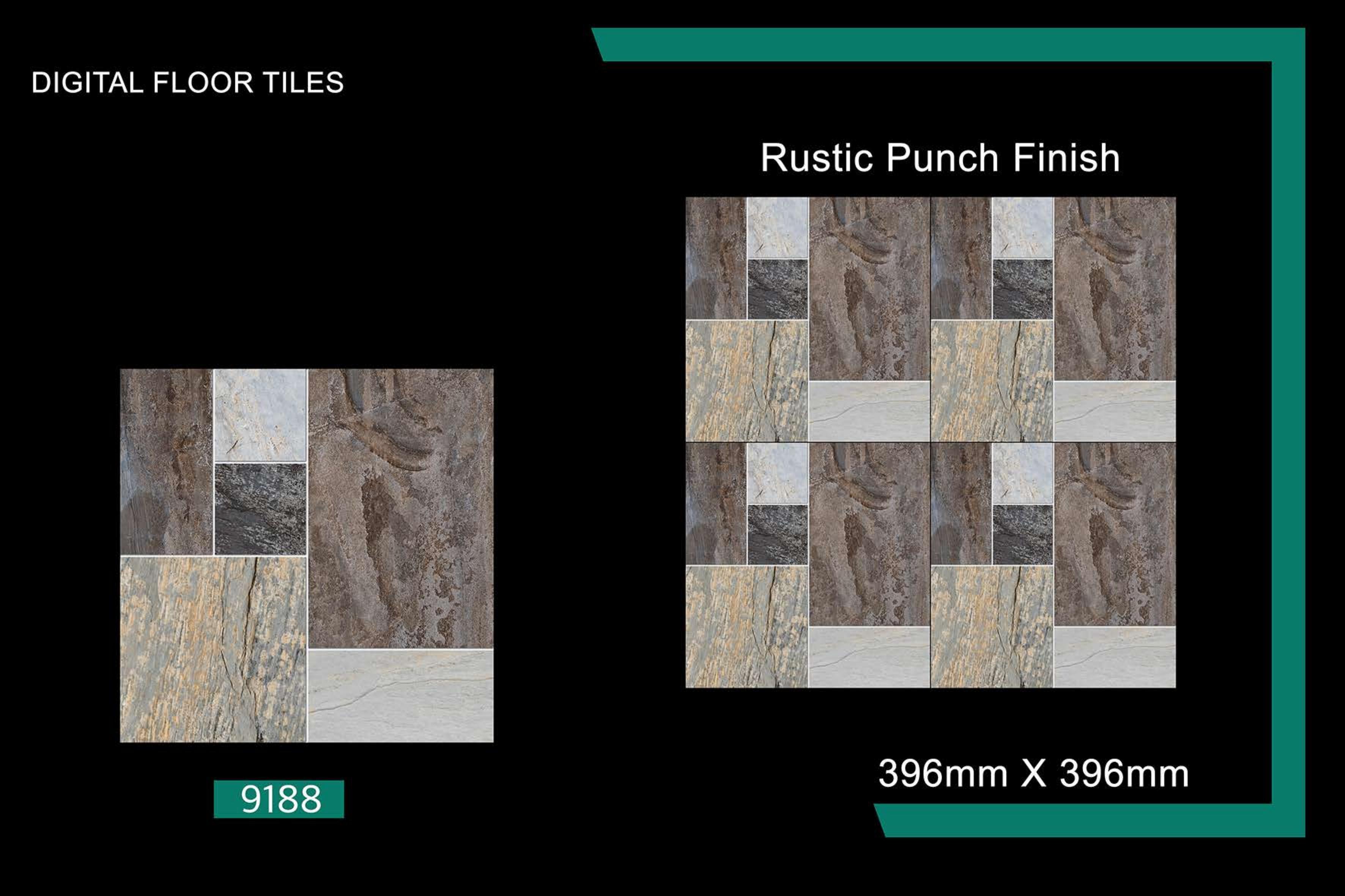 Designer Ceramic Floor Tiles