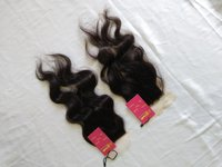 Cuticle Aligned Virgin Hair 4x4 5x5 Swiss Transparent Lace Closures And 13x4 Frontals