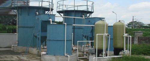 Dhaka Effluent Treatment Plant