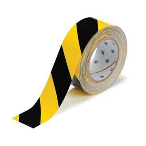 Zebra Floor Markin.g Tape