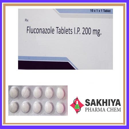 Fluconazole Ip 300mg Tablets