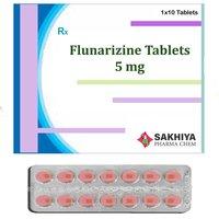 Flunarizine 5mg Tablets