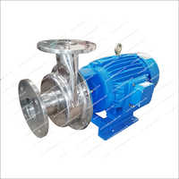 CF Series Stainless Steel Centrifugal Pump