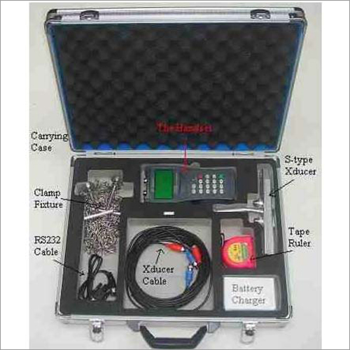 Ultrasonic Flow Meter & Pressure Differential Meter