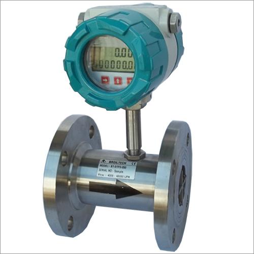 Gas Turbine Flow Meter - Mass Flow Meter Vortex Flow Meter