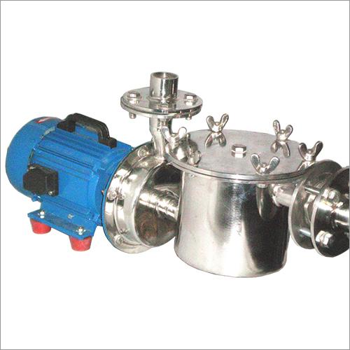 Self-priming Centrifugal Pumps & Self-priming Cum Centrifugal Type Mud Pump