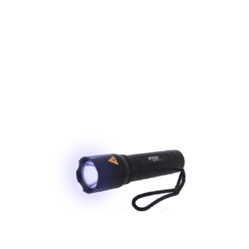 TQCSHEEN LD7290 UV POCKET FLASHLIGHT