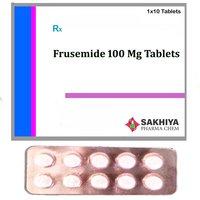Furosemide 100mg Tablets