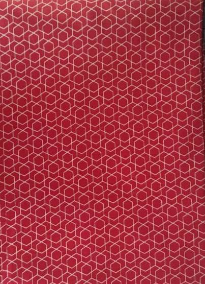 PRINTED WOVEN FABRIC