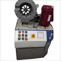 Industrial Hose Crimping Machine
